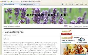 LavenderAndLime