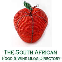 The South African Food & Wine Blog Directory